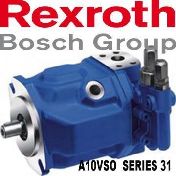 AA10VSO71DFR/31R-PSA12N00 R910990597 Axial piston variable pump Rexroth A10VSO series 31