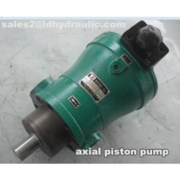 25MCM14-1B swashplate type quantitative axial piston pump / motor #2 image