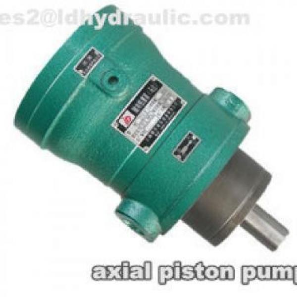 25MCM14-1B swashplate type quantitative axial piston pump / motor #3 image