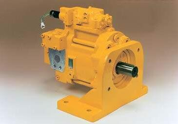 A4VSG125HD1D/30R-VKD60K020NE imported with original packaging Rexroth Axial plunger pump A4VSG Series