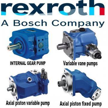 Rexroth Classic Series Hydraulic Pumps