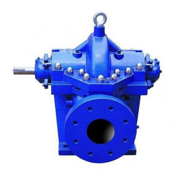 R901292147PV7-1X/10-20RE01MCO-10-A497 Rexroth PV7 series Vane Pump imported with  packaging Original #1 image