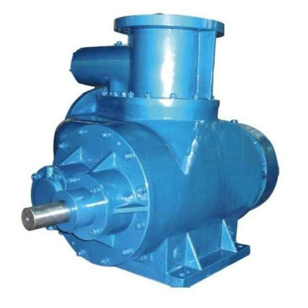 517525304AZPS-11-014LRR20MB Original Rexroth AZPS series Gear Pump imported with original packaging #1 image