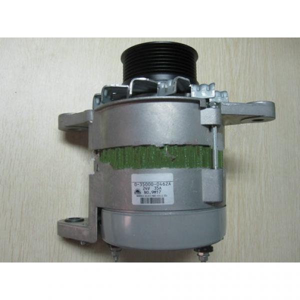 R902100174A8VO200LA1KH1/63R1-NZG05F024-S imported with original packaging Original Rexroth A8V series Piston Pump #1 image