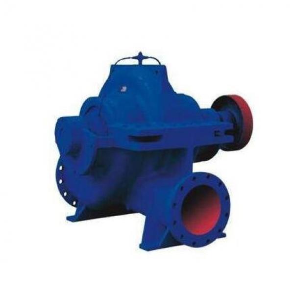 R902084068A8VO107LA0KH2/63R1-NZG05F011-K imported with original packaging Original Rexroth A8V series Piston Pump #1 image