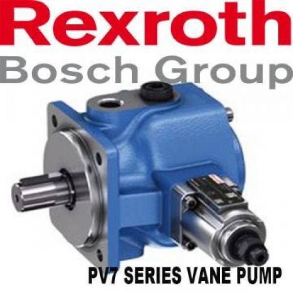 PV7-2X/20-20RA01MA0-10 R900950953 Rexroth Vane pump #1 image