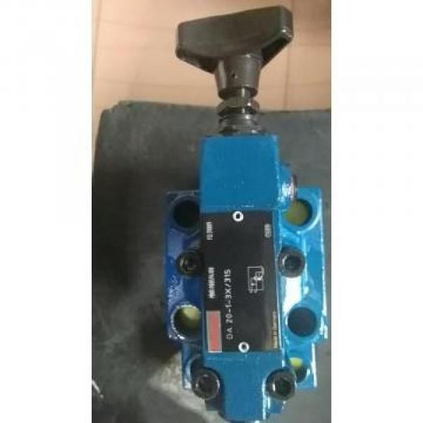 R900503335 DA20-1-5X/200-17 Rexroth Pressure cut-off valve, pilot-operated #1 image