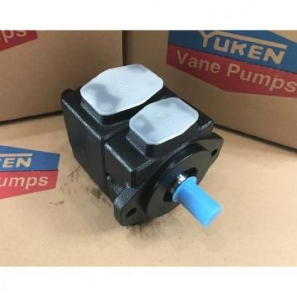 PV2R34-76-136-FREAA YUKEN Double Vane Pump #2 image