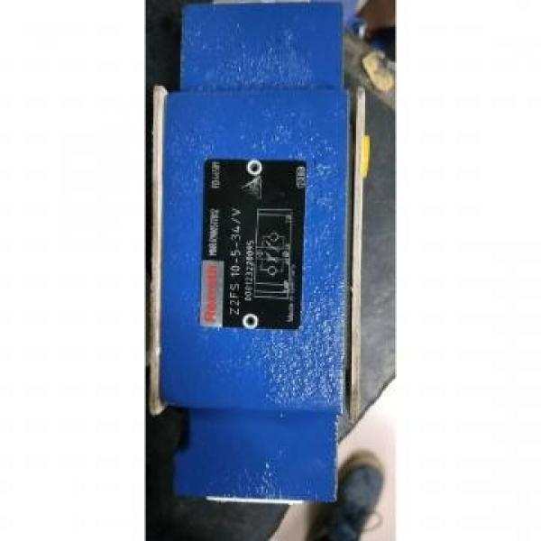 R900517812 Z2FS 10-5-3X/V Germany Rexroth Throttle check valve #1 image