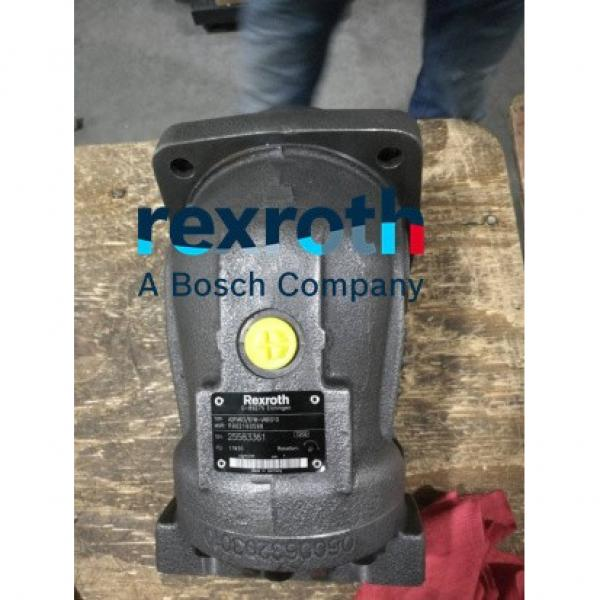 R902137736 A2FM107/61W-VZB010 Rexroth Axial Piston Pump/motor #1 image