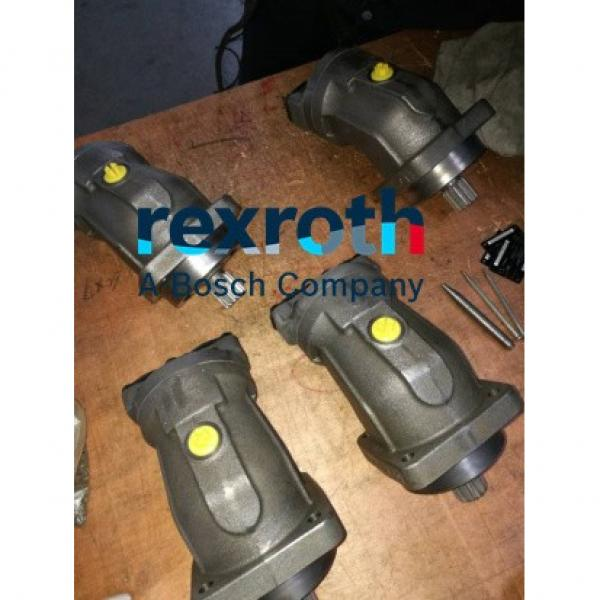 R902137736 A2FM107/61W-VZB010 Rexroth Axial Piston Pump/motor #2 image