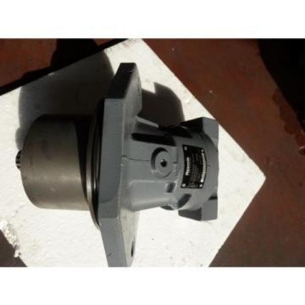 R902137627 A2FE125/61W-VAL100 Germany Origin Rexroth Axial Piston Motor A2FE Series #1 image